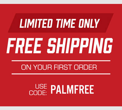 Limited Time - Free Shipping | Use Code: PALMFREE