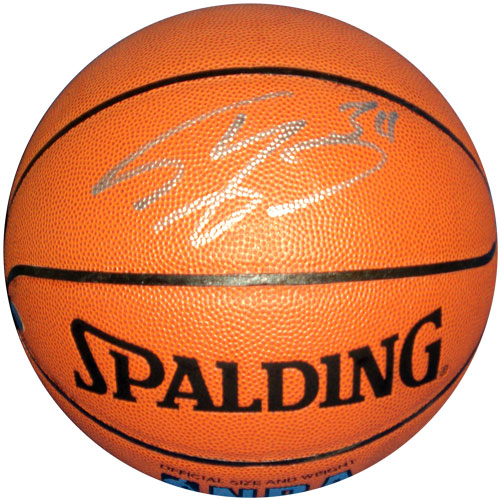 Shaquille O'Neal Autographed NBA Basketball