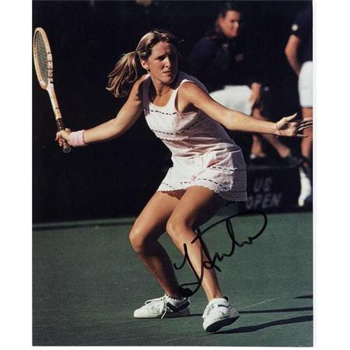 Tracy Austin Autographed Tennis 8x10 Photo
