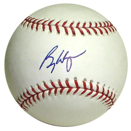 Billy Wagner Autographed MLB Baseball