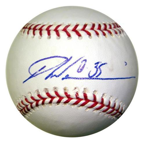 Dontrelle Willis Autographed MLB Baseball