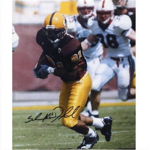 Shaun McDonald Autographed Arizona State Sun Devils 8x10 Photo