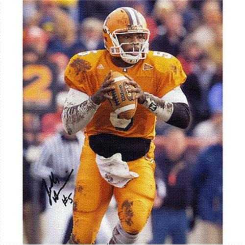 Josh Harris Autographed Bowling Green Falcons 8x10 Photo