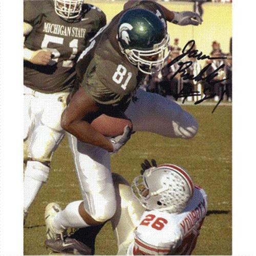 Jason Randall Autographed Michigan State Spartans 8x10 Photo