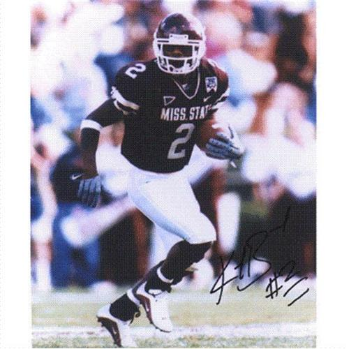 Korey Banks Autographed Mississippi State Bulldogs 8x10 Photo