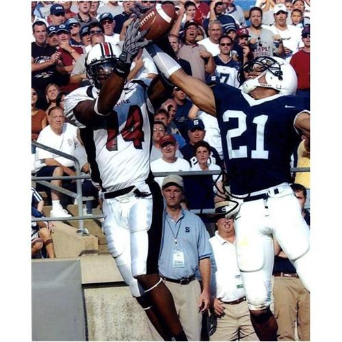 Alan Zemaitis Autographed Penn State Nittany Lions 8x10 Photo