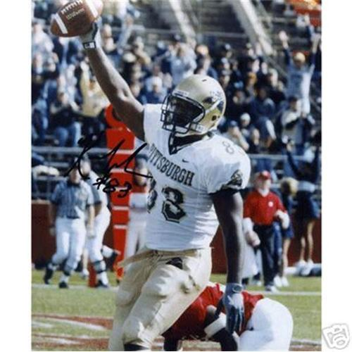Kris Wilson Autographed Pittsburgh Panthers 8×10 Photo