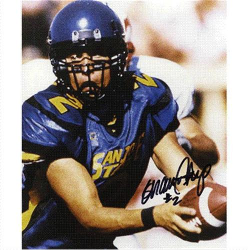 Marcus Arroyo Autographed San Jose State Spartans 8x10 Photo