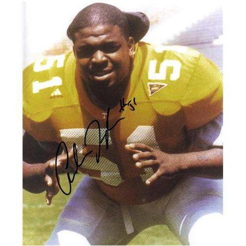 Andre Taylor Autographed Tennessee Volunteers 8×10 Photo