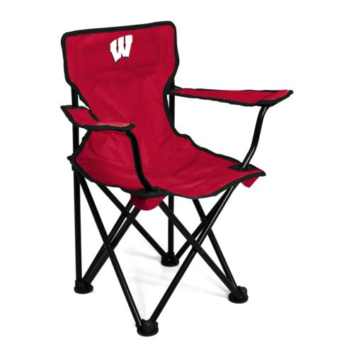 Wisconsin Badgers Toddler Tailgating Chair