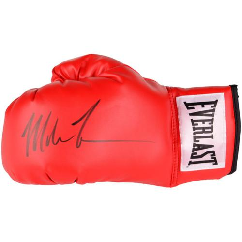 Mike Tyson Autographed Everlast Boxing Glove - JSA
