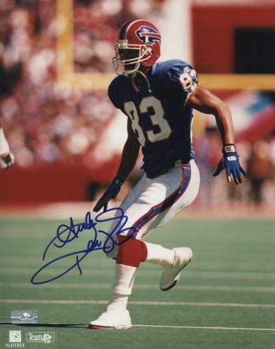 Andre Reed Autographed Buffalo Bills 8x10 Photo